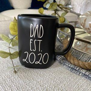 Rae Dunn Dad EST. 2020